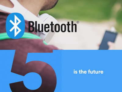 Bluetooth 5 Audio Update - An Interview with Mark Powell, Executive Director, Bluetooth SIG