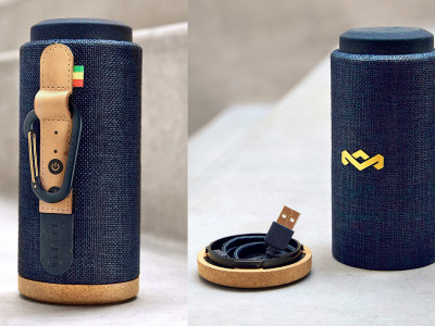 House of Marley Expands Outdoor Collection With Earth-Friendly No Bounds Cork Speaker Series