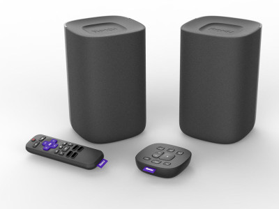 Roku Announces Roku TV Wireless Speakers Optimized for Roku TV