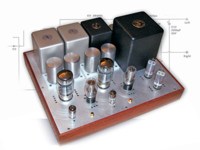 "A Single-Ended ""E-Linear"" Power Amplifier"