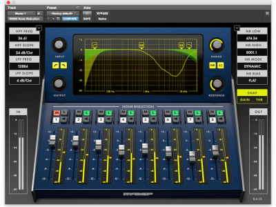 McDSP Releases NR800 Real-time Noise Reduction Processor