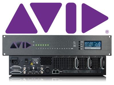 Avid Announces New Pro Tools MTRX SPQ Speaker Processing Card