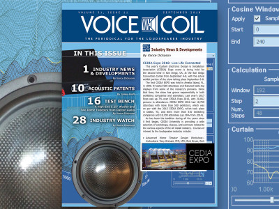 Essential Reading in Voice Coil September 2018 Before Heading Off to CEDIA!