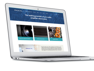 Pascal Unveils Redesigned and Repurposed Website with Improved Design Resources