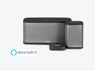 Libre Wireless Technologies Powers New RIVA Wireless Speakers with Latest Amazon Alexa Built-In Features