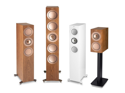 KEF Announces New Completely Revamped R Series Loudspeakers