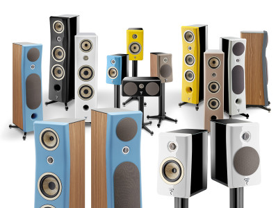 Focal Introduces Three New Loudspeakers to Complete High-Fidelity Kanta Range