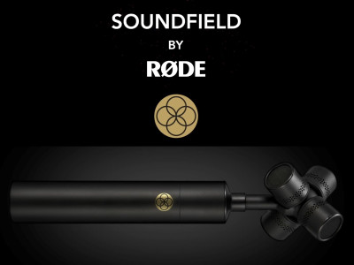 SoundField by Røde NT-SF1 Ambisonic Microphone and Free Plug-in Support 360° Spatial Recording and Mixing