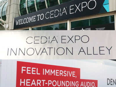 CEDIA 2018 Show Report:  Forget DIY and go DIFM - Do It For Me :)