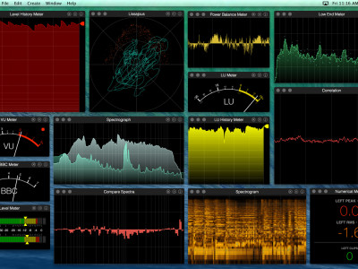 Audiofile releases Spectre 1.7 Realtime Analysis Suite
