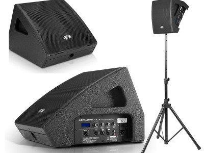 """Dynacord presents the AXM 12A 12""""- coax powered monitor"""