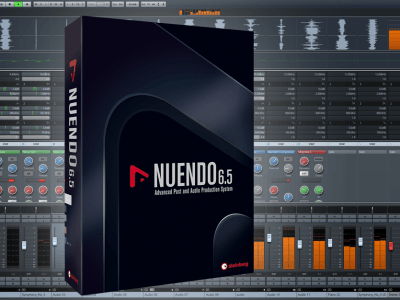 Steinberg updates Nuendo to 6.5
