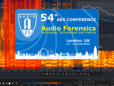 AES 54th International Conference to feature Focus on Audio Forensics