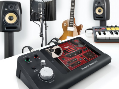 Focusrite iTrack Dock: the professional dock for recording on iPad, is now available