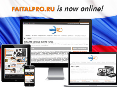 FaitalPRO's New Russian Website