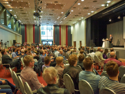 AES Events for Audio Professionals All Year Long