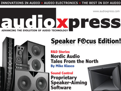 audioXpress September 2014—Speaker Focus Edition—Is Now Online