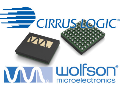 Cirrus Logic Completes Acquisition of Wolfson Microelectronics