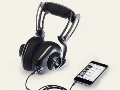 Blue Microphones Mo-Fi Active Headphones