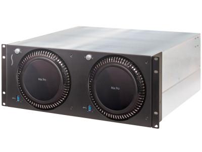Sonnet Announces Modular Rackmount Enclosure for Latest Mac Pro Computers