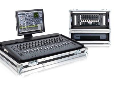 Avid Announces new Avid Venue S3L-X for Live Sound and Studio Production