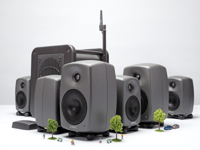 Genelec Introduces New Compact Smart Active Monitoring Systems