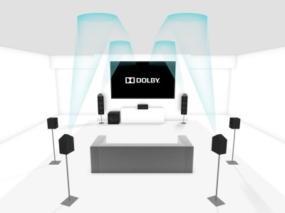 Dolby Atmos Entertainment Comes to the Home Via Blu-ray and VUDU