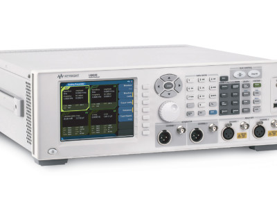 Keysight Technologies Introduces Performance Audio Analyzer