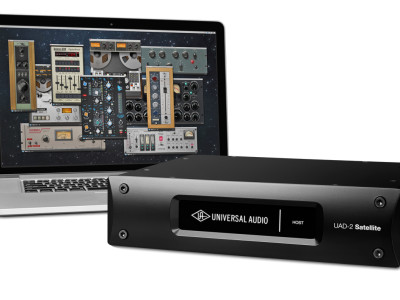 Universal Audio announces UAD-2 Satellite Thunderbolt and UAD-2 OCTO Ultimate 3 DSP accelerators