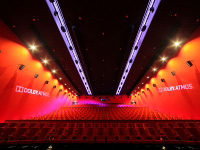 Alcons Audio Enhances Dolby Atmos at JT Cinemas with Custom System