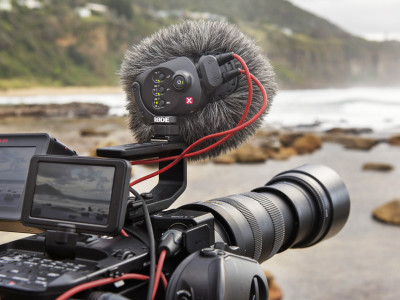 RØDE Takes On-camera Microphones To An Entirely New Level With The New Stereo VideoMic X