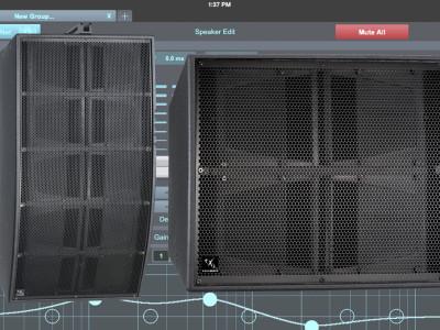 WorxAudio TrueLine Loudspeakers Add Active Integration and Dante