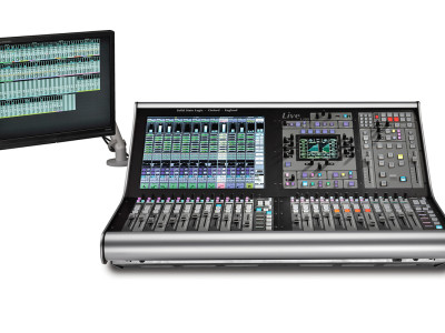 Solid State Logic Announces New SSL Live. L300 Compact Live Console