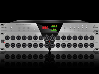 Antelope Audio New MP32 With 32 Microphone Preamplifiers