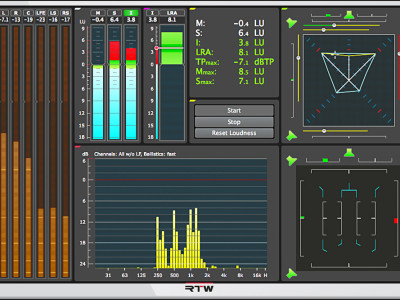 RTW Mastering Tools Plugin Makes US Debut at AES 2014