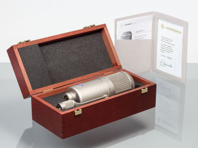 Neumann Reissues The Legendary U 47 FET