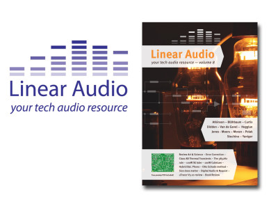 Linear Audio Volume 8 Is Now Available