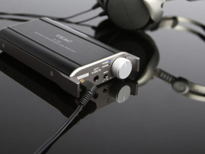 TEAC Debuts HA-P50 Portable Headphone Amplifier With USB DAC