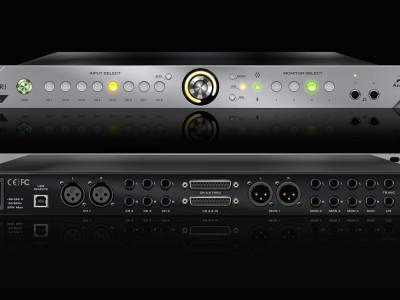 Antelope Audio Satori Analog Monitoring and Summing Controller
