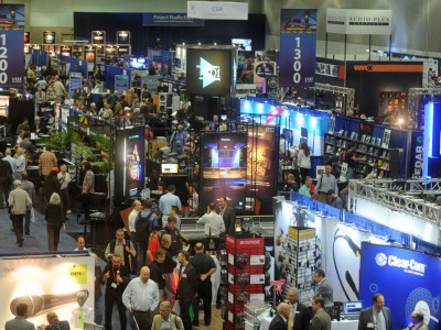 137th AES Convention Was The Largest West Coast Convention in More Than a Decade