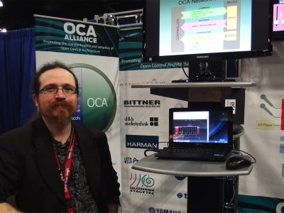 Open Control Architecture Alliance Makes Progress at AES