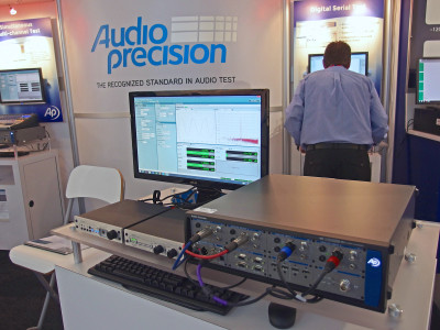 Audio Precision Releases APx500 V4.0 Software