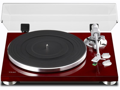 TEAC New TN-300 Turntable With Integrated Phono Equalizer And USB Output