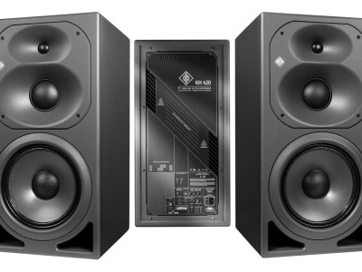 Neumann KH 420 Active Three-Way Midfield Monitor