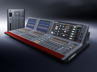 Yamaha Rivage PM10 Makes InfoComm 2015 Debut