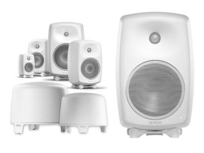 Genelec Home Audio G Series Active Loudspeakers
