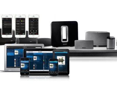 Sonos Sues D&M Holdings for Patent Infringement of Wireless Audio Products