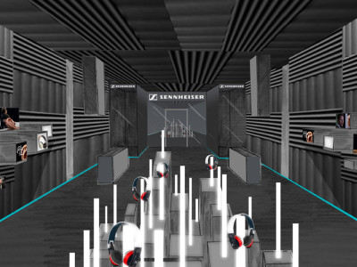 Sennheiser Opens Experiential Stores in New York City and San Francisco for the Holiday Season