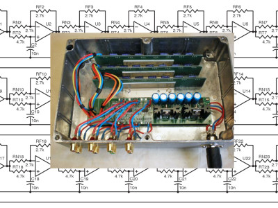 Build a Passive Surround-Sound Decoder