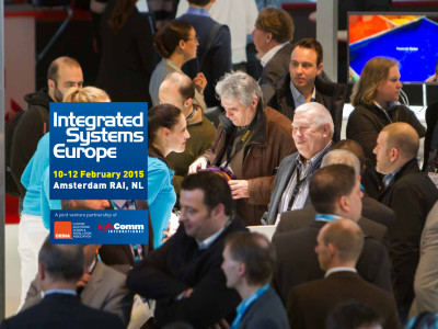 Audio Industry and Electronic Systems Integration Converge at Integrated Systems Europe